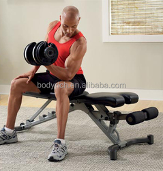Gym Home Bench Workout for Dumbbell 1090 Weight
