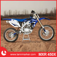 450cc off road motorcycle