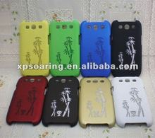 lazer bamboo case for Samsung Galaxy S3 I9300