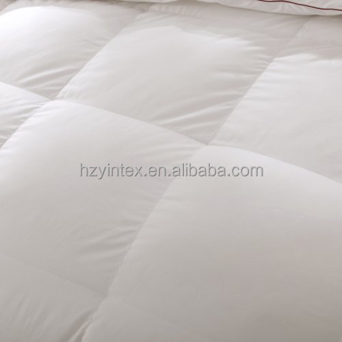 Luxury 50/50 White Duck Down & Feather Winter Weight Quilt