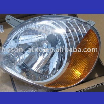 HEAD LAMP FOR HYUNDAI ATOS 2001/SANTRO 2001