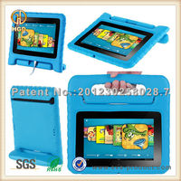 Children Safe Anti Shock EVA Decorative Cover for Kindle Fire HD 7 INCH