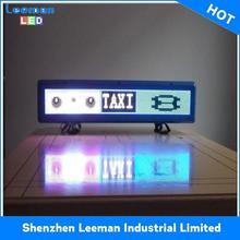 p10 outdoor sign dual high definition led display board
