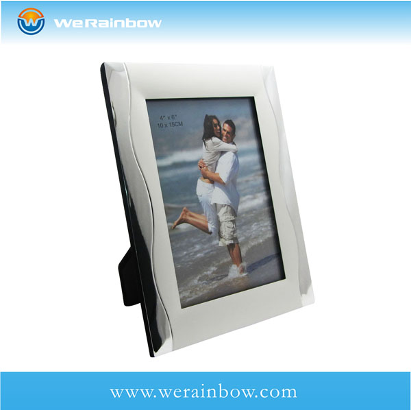 Standing open hot sexy girl photo or photo picture frame