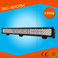 12V/24V offroad 180w c ree 27inch led driving light bars
