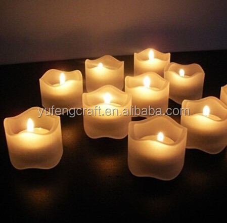 small frosted tealight glass candle stands jar shades