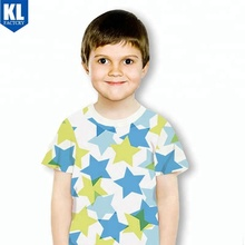 wholesale baby boys clothes short sleeve digital printed kids t shirt baby shirt