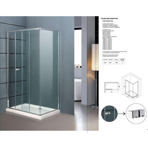 List Manufacturers of Free Standing Shower Stalls, Buy Free ...