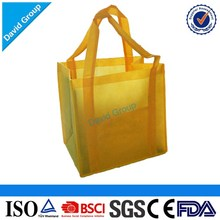 Red Professional Design Non-woven Wine Packaging Bags