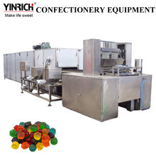 factory price Automatic jelly candy production line