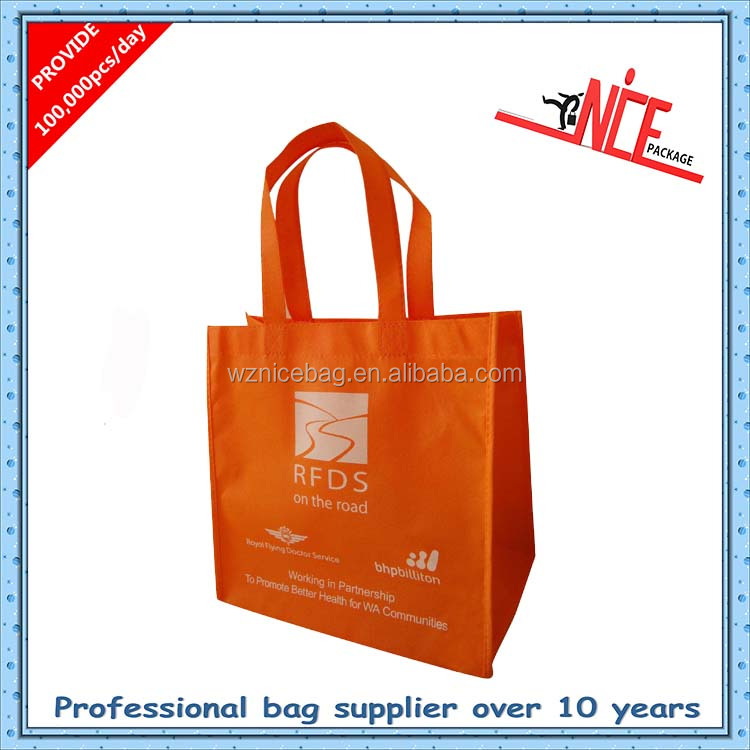 Shopping bag complete range of articles