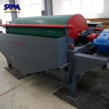 SBM Let you save money steel slag magnetic separator,iron ore dry magnetic separator