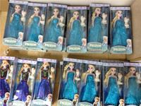 2015 Hot Frozen Dolls toys wholesale price for frozen doll elsa and anna 11 inch good quanlity