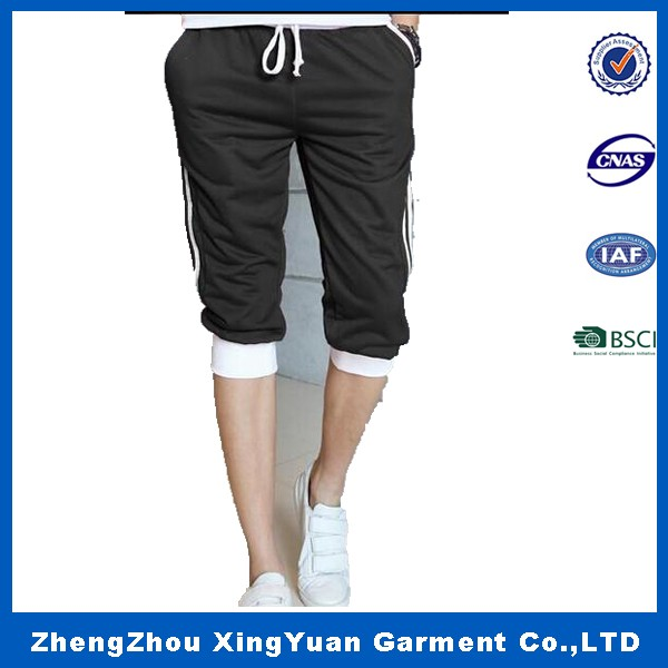Hot Short Pants For Women Waist Short Sport Pants With High Quality Low Price