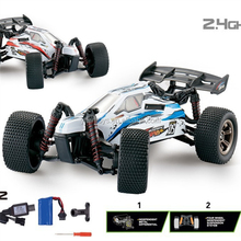 2.4G 1:12 High speed RC car, outdoor electric power vechicle monster truck