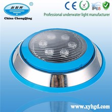 CE Rohs underwater lights ip68 par 56 led swimming pool lights 54w led swimming pool lamp