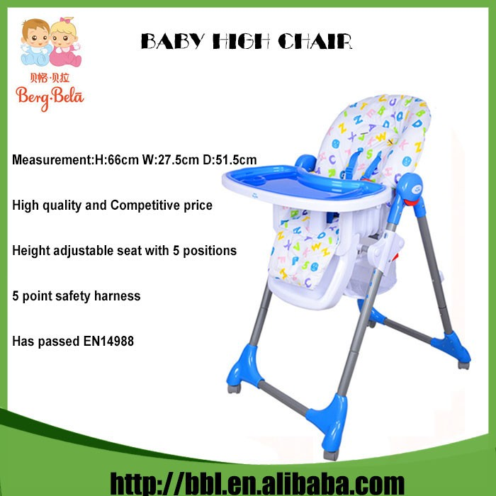 Toddlers Child's Feeding Highchair / High Chair