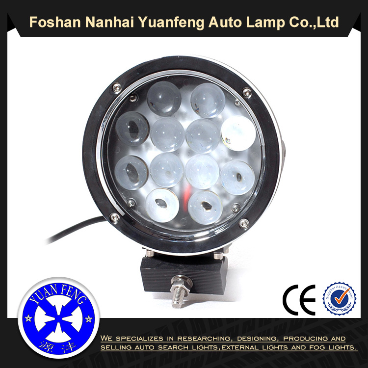 New design LED work lamp 60W LED work light, car ATV SUV off road tractor headlight led working lights