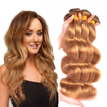 Body Wavy Wholesale Remy European Blonde Virgin Hair