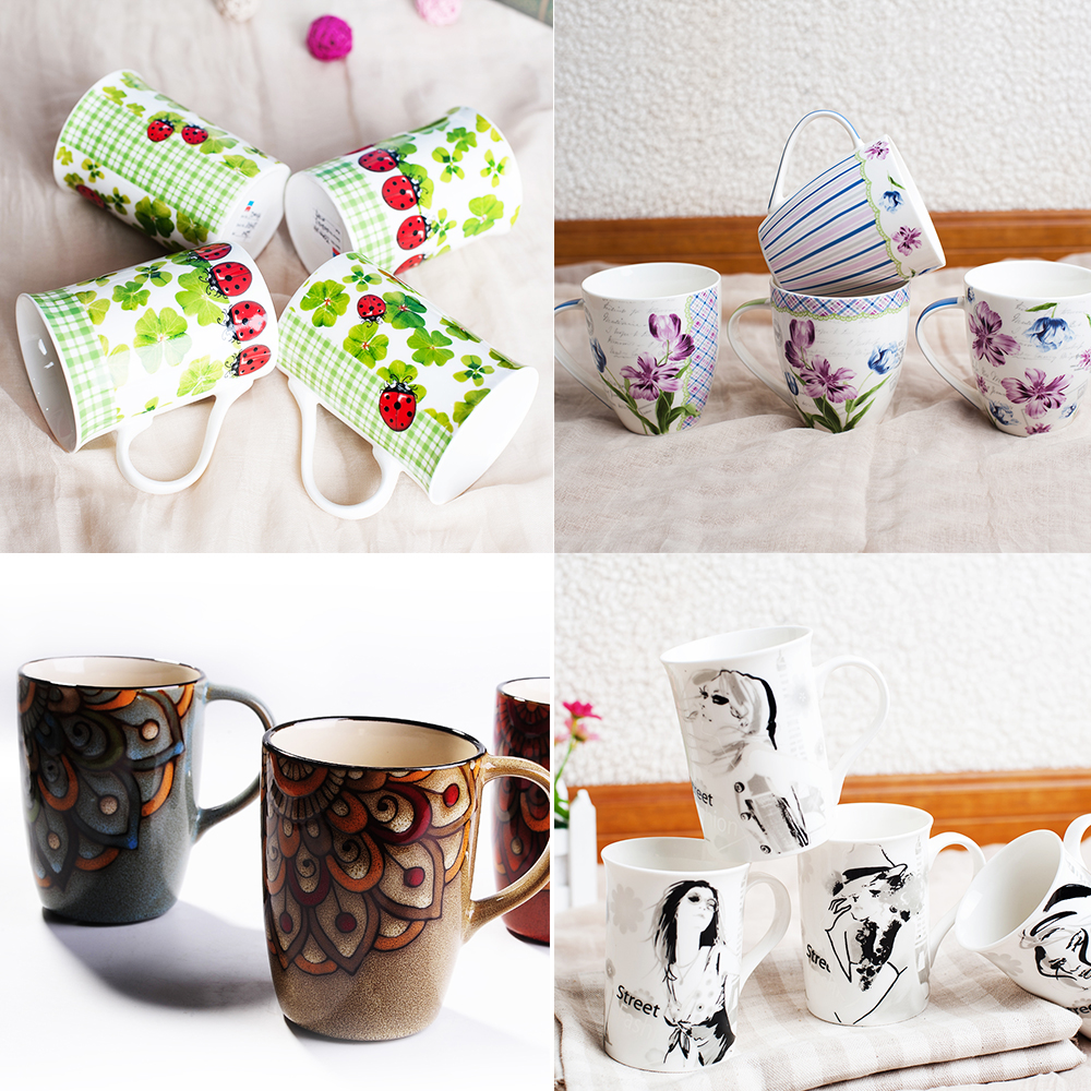 new design Christmas Children Color 3d printer fruit mug from alibaba china
