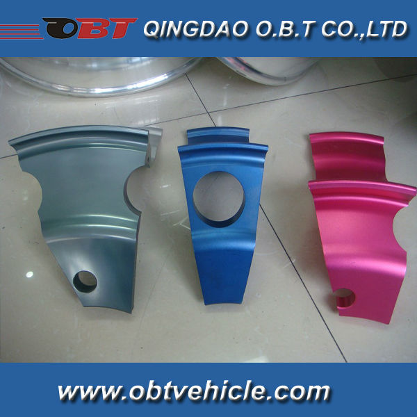 Custom Color semi truck aluminum wheel rim for sale