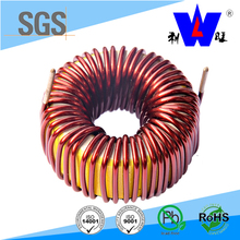 High Current Toroidal power Choke Coil inductor