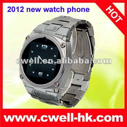 2012 new watch phone