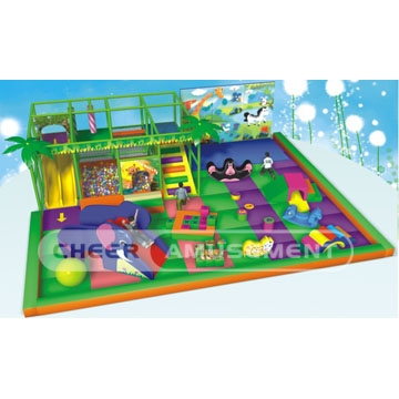 Cheer Amusement children commercial mcdonalds playground equipment for kids