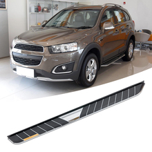 2017 cheap side steps for chevrolet captiva Nerf Step Bars car running board