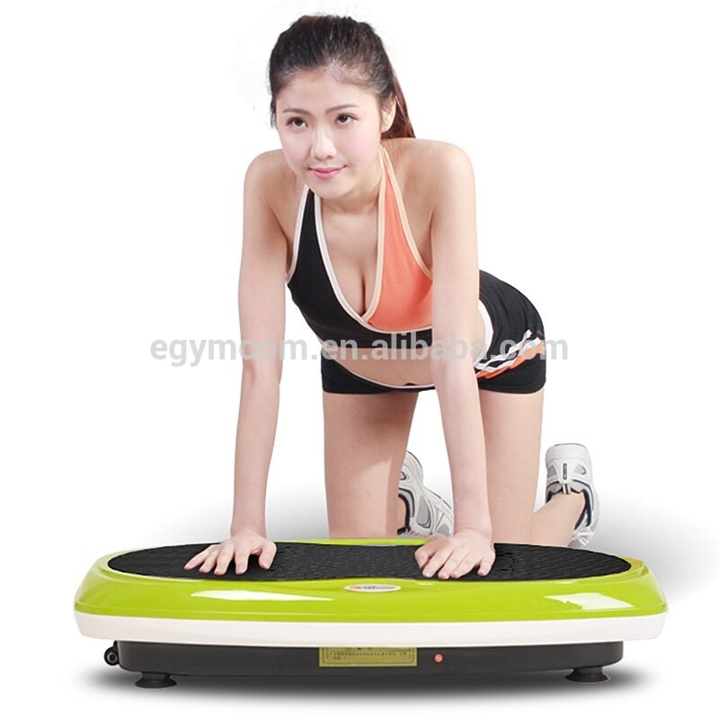 2017 New design fitness equipment vibration plate with low price