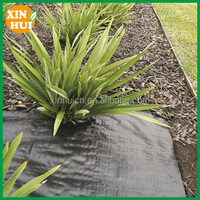 high quality garden use waterproof PP weed mat for Agriculture