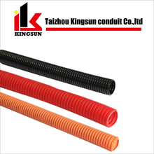 PE plastic flexible corrugate tube for electrical wire