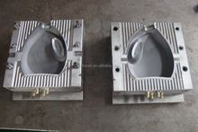 China plastic blowing mould maker from factory