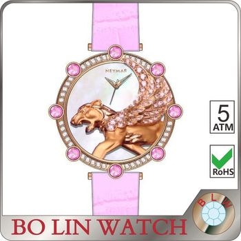 adjustable strap couple watches glomarous watch most popular fashion lovely rabbit lady watch