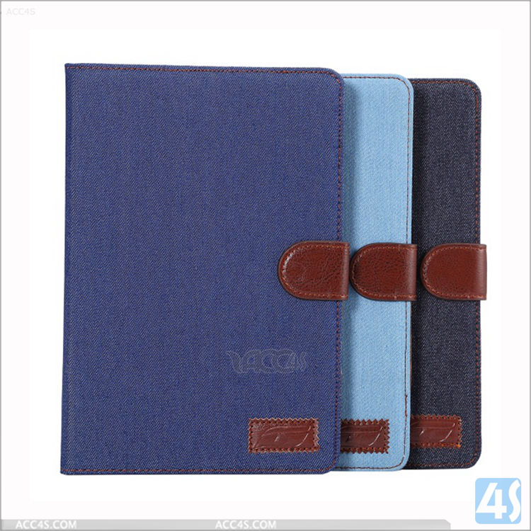 Cowboy Leather Wallet Case Cover For iPad Mini 4