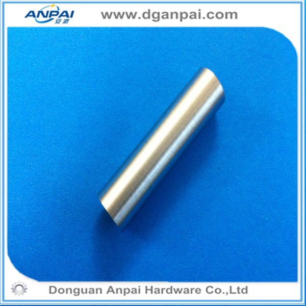 CNC machining medical stainless steel micro tubes