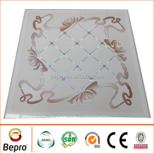 Venezuela market indoor pvc ceiling material outdoor panel light weight