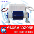 Corona discharge ozone generator ceramic tube for air&water treatment