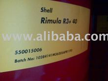 Shell Rimula R3+ 40 (209L Drum)