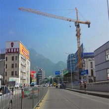 best quality tower cranes rental and tower crane spare parts