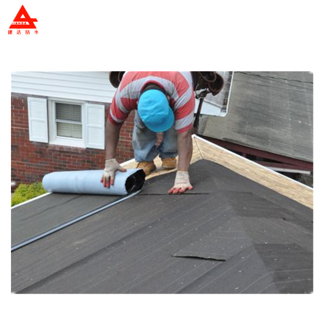 Deck protection ASTM asphalt roofing felt