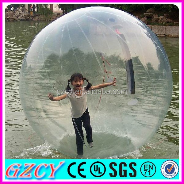 2015 Top quality inflatable water walking balloons for sale
