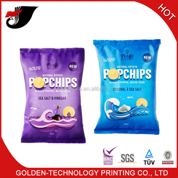 chips [ackaging bags