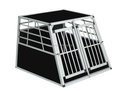 aluminum dog box