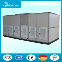 25000cfm air flow heat pump fresh air handling unit with heat recovery
