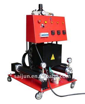 polyurethane foaming machine