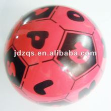 plastic inflatable football