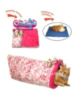Pet bed-MULTI USE CAT SLEEPING TUNNEL(M1026)