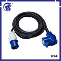 IEC female connector type IP44 200-250VAC high quality extension cord