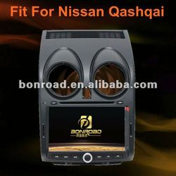 2 din car dvd for qashqai